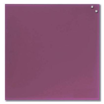 Стеклянная доска_Naga 45x45 Pink (10721)