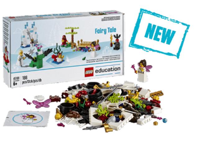 """Дополнительный набор Lego StoryStarter """"Построй свою историю. Сказки"""""""