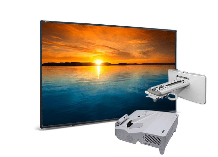 Интерактивная доска Touch 88 Dry Erase в комплекте с проектором NEC UM301W и креплением NEC NP04WK free shipping new replacement original bare lamp np32lp 100013962 for nec um301w um301xi um301x um301wi projectors