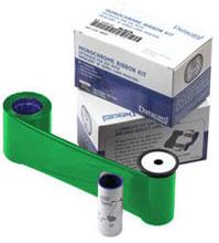 Картридж с красящей лентой зеленого цвета   532000-008