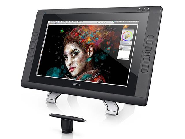 Графический планшет_Wacom Cintiq 22HD touch (DTH-2200) Компания ForOffice 147298.000