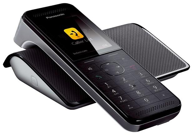 Радиотелефон_Panasonic KX-PRW120RUW