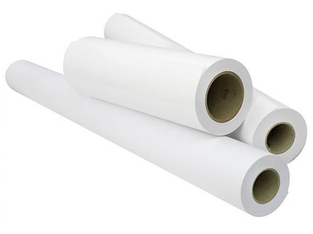 Бумага XL Glossy Paper с роллом 50.8 мм, 150 г/м2, 0.610x30 м фотобумага lomond xl matt self аdhesive photo paper самоклеящаяся с роллом 50 8 мм 90 г м2 0 610x20 м