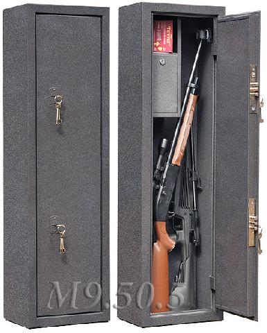 Оружейный сейф Gunsafe M9.50.5