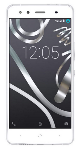 bq Aquaris Х5 (16+2GB) White/Silver