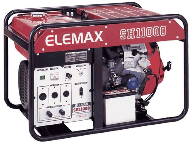 Бензиновый генератор_Elemax SH 11000