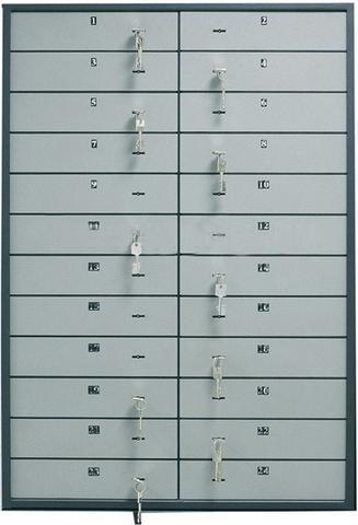 Купить Блок депозитных ячеек Valberg DB-24 в официальном интернет-магазине оргтехники, банковского и полиграфического оборудования. Выгодные цены на широкий ассортимент оргтехники, банковского оборудования и полиграфического оборудования. Быстрая доставка по всей стране