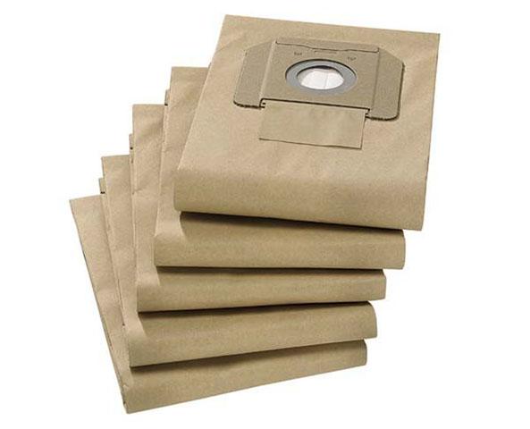 Бумажные фильтр мешки (двухслойные) для пылесосов Karcher NT 361, NT 35/1