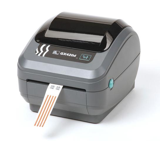 Принтер этикеток Zebra GX420d (Ethernet) (GX42-202420-000)
