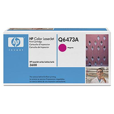 Тонер-картридж HP Q6473A картридж hp q6473a purple