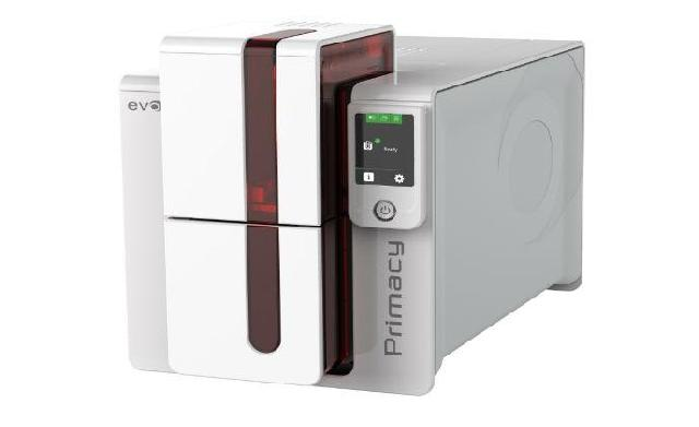 Primacy LCD Simplex Expert evolis avansia duplex expert