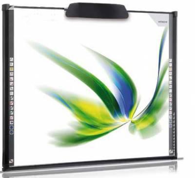 Интерактивная доска_Hitachi HT-FX-TRIO-77S