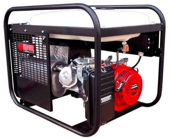 Бензиновый генератор_Europower EP6500TLN