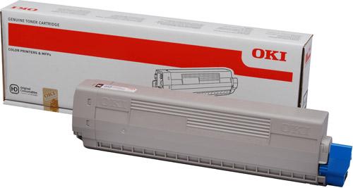 Тонер-картридж TONER-K-C831/841/C831DM-10K (44844508) картридж oki 44059169