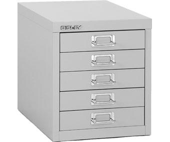 Шкаф картотечный_Bisley 12/5L (PC 053)