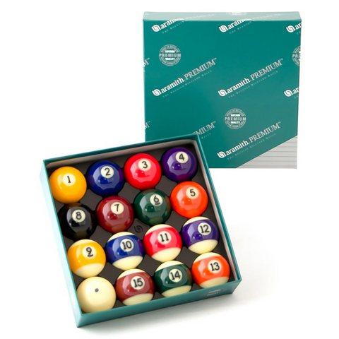 Купить Комплект шаров Aramith Premium в официальном интернет-магазине оргтехники, банковского и полиграфического оборудования. Выгодные цены на широкий ассортимент оргтехники, банковского оборудования и полиграфического оборудования. Быстрая доставка по всей стране