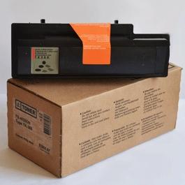 Тонер-картридж Elfotec TK-320 + Chip