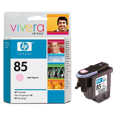 Печатающая головка HP Printhead №85 Light Magenta (C9424A) hot sales 80 printhead for hp80 print head hp for designjet 1000 1000plus 1050 1055 printer