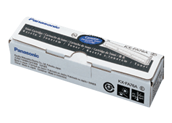 Тонер-картридж KX-FA 76A телефон ip panasonic kx nt553rub черный