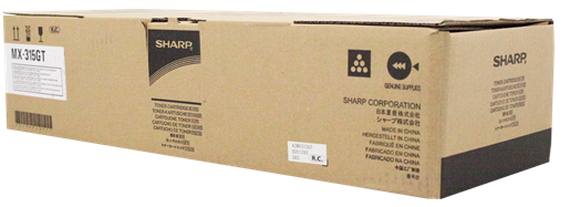 Тонер-картридж Sharp MX-315GT тонер sharp ar016rt ar016t для ar5015 ar5120 ar5316 ar5320 черный ar016lt 16000стр