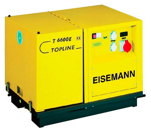 Бензиновый генератор_Eisemann T 6600 E BLC