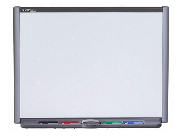Интерактивная доска_SMART Board 640  с сумкой для переноски (smt) Компания ForOffice 41100.000