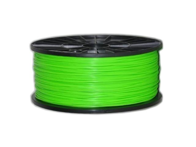 Пластик ABS ярко-зеленый 250гр пластик abs флюорисцентно зеленый