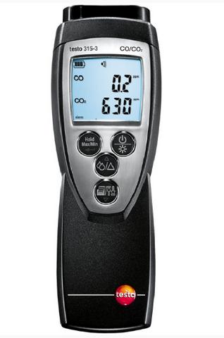 Анализатор дымовых газов Testo 315-3 без Bluetooth