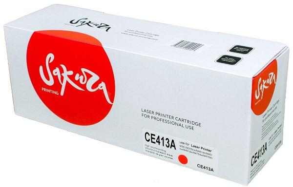Картридж Sakura CE413A