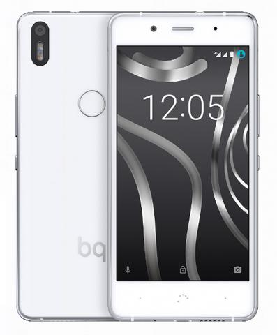 bq Aquaris Х5 Plus (32+3GB) White/Silver