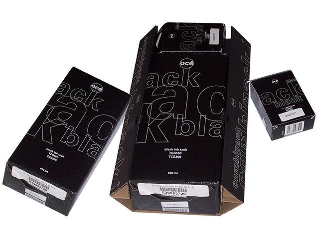 Печатающая головка и 2 картриджа для Oce TCS500, Black (29953724)