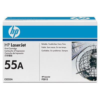 Картридж HP CE255A Компания ForOffice 6300.000