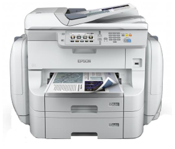 Epson WorkForce Pro WF-R8590DTWF (C11CE25401) принтер струйный epson l810 black