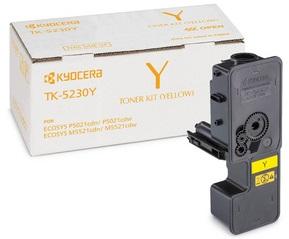 Kyocera Тонер-картридж TK-5230Y (1T02R9ANL0)