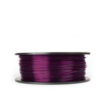 Пластик PLA прозрачно-пурпурный