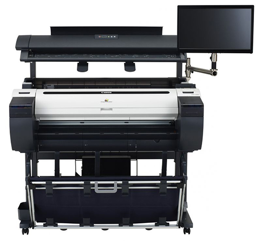 imagePROGRAF iPF780 MFP M40 Solution