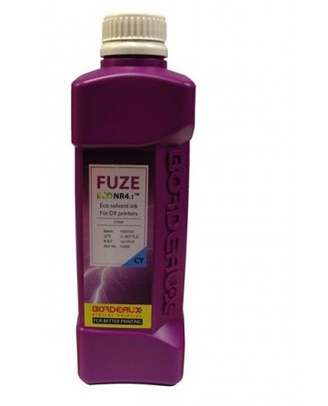 цена на Экосольвентные чернила Bordeaux FUZE (PRIME ECO PeNr) Cyan