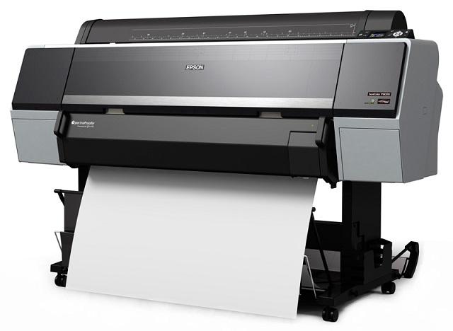 Струйный плоттер Epson SureColor SC-P9000 STD Spectro (C11CE40301A2)