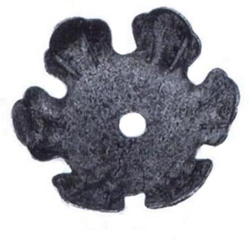 Штамп кузнечный_BlackSmith CY-M080