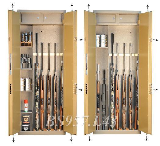 Gunsafe BS957 L43 gunsafe bs95 el