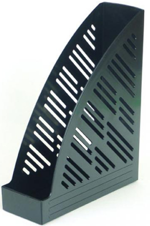 Вертикальный накопитель Attache 85мм черный Компания ForOffice 404.000