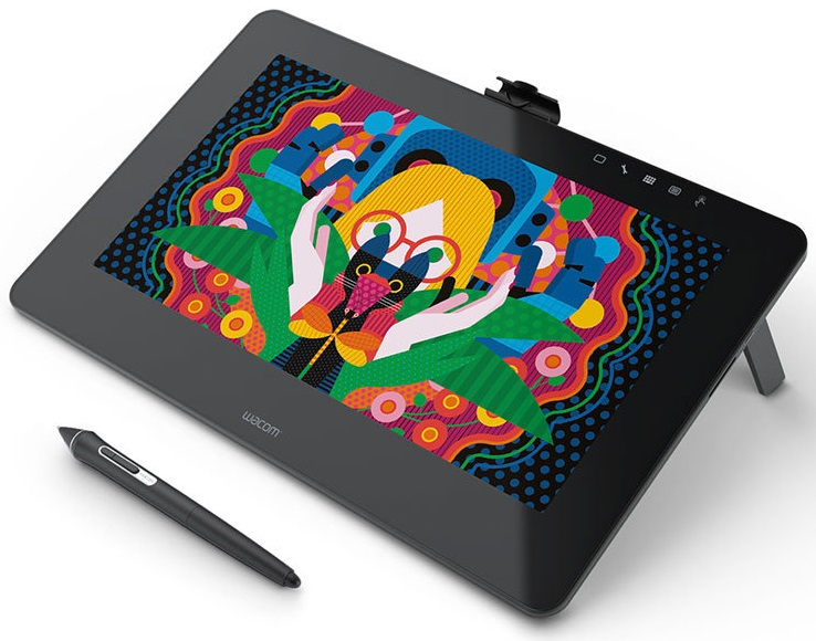 Cintiq Pro 13 (DTH-1320-RU) планшет wacom intuos comic pen