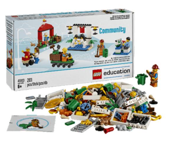 """Дополнительный набор Lego StoryStarter """"Построй свою историю. Городская жизнь"""""""