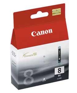 Чернильница Canon CLI-8 Black