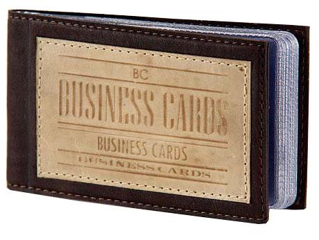 Визитница карманная 004-07-09