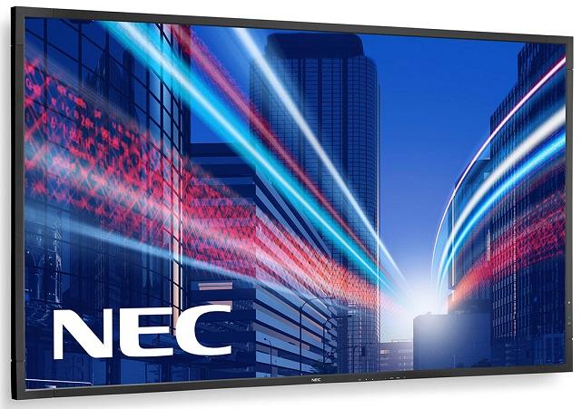 NEC MultiSync V463 led панели nec x554uns