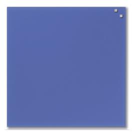 Стеклянная доска_Naga 45x45 Blue (10760)