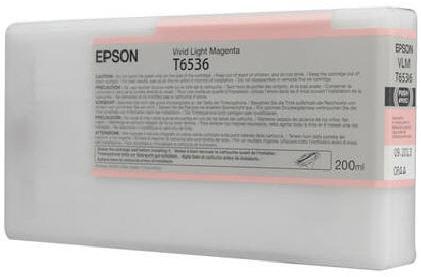 Epson T6536 Vivid Light Magenta 200 мл (C13T653600) (C13T653600)