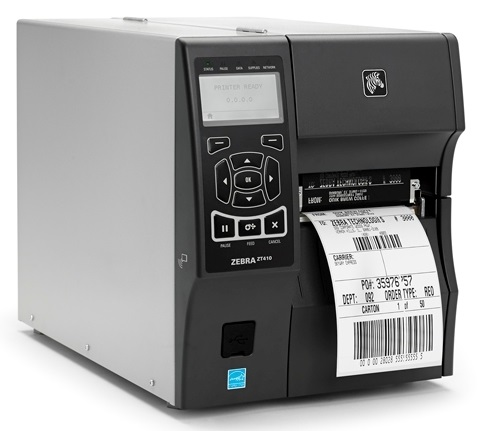 Принтер этикеток Zebra ZT410 (ZT41043-T0E0000Z)
