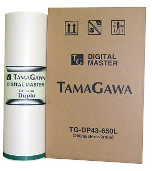 Мастер-пленка A3 DP-650L, рулон бумаги для рисования tamagawa 80 a0 914 50m cad